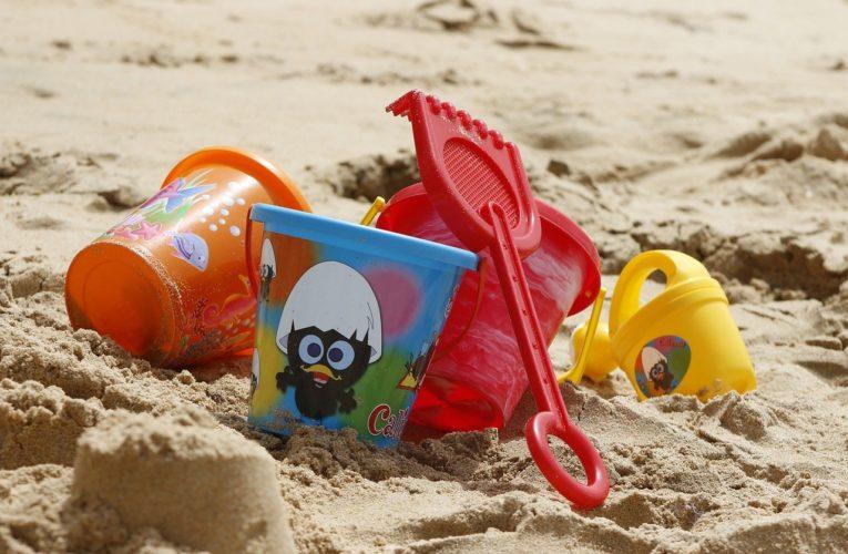 Zabawki dla dziecka do ogrodu