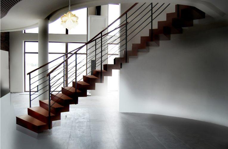 Zamawiamy schody zabiegowe