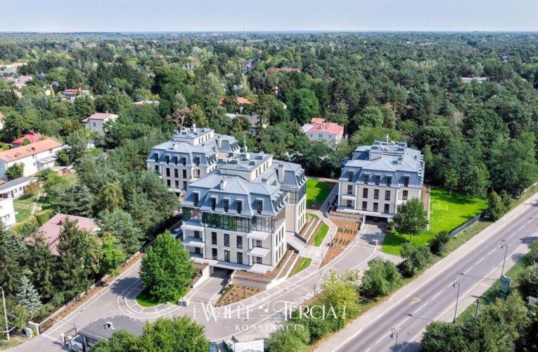 Konstancin Jeziorna – miasteczko słynące z pięknych willi