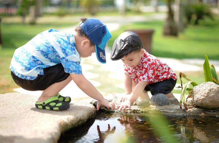 Jakie zabawki są odpowiednie do zabawy w ogrodzie?